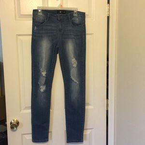 EUC Cello skinny Jeans size 13